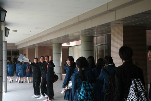 ご訪問ありがとうございました。来年キャンパスで会えるのをお待ちしてます!