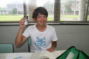 勉強も旅行も、元気に楽しんでね!!