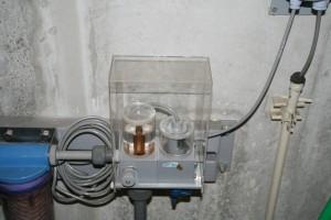 理科の実験器具みたい。