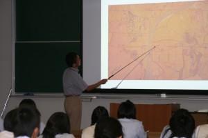 大賀教授 『歴史学』