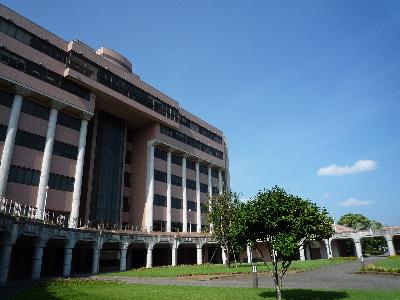 静かな大学