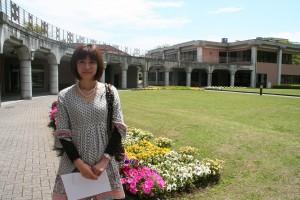 日本文学のワタナベ先生です!!