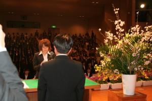 入学者宣誓
