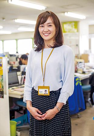 藤島 由芽さん